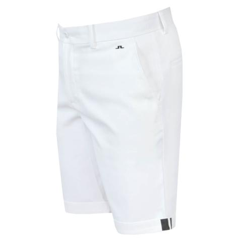 J Lindeberg Eddy Light Shorts White
