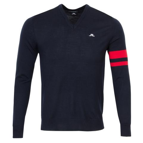 J Lindeberg Eden Sweater Black
