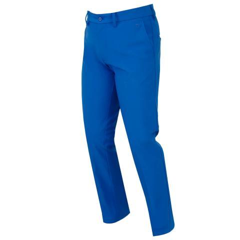 J Lindeberg Ellott Bonded Fleece Winter Trousers Egyptian Blue