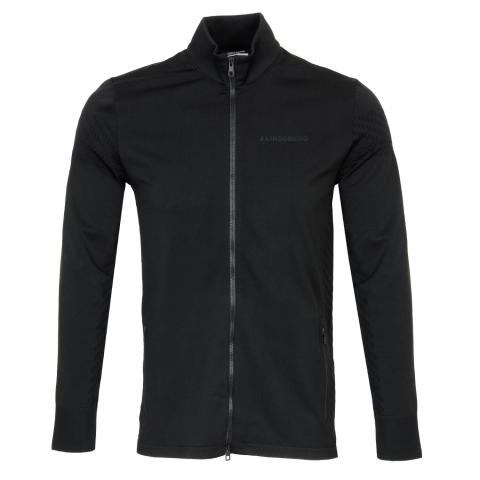 J Lindeberg Jim Seamless Sweater Black