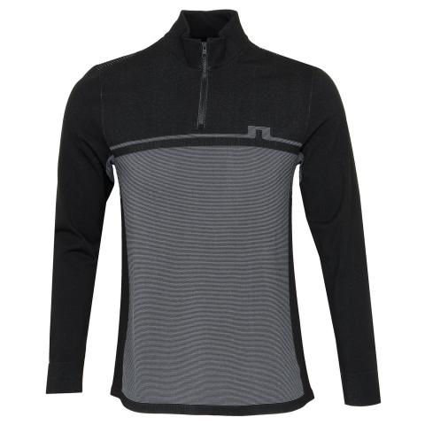 J Lindeberg Jo Seamless Sweater Black