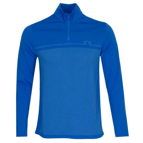 J Lindeberg Jo Seamless Sweater Egyptian Blue