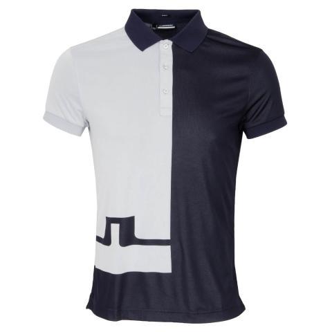 J Lindeberg Joseph Polo Shirt JL Navy