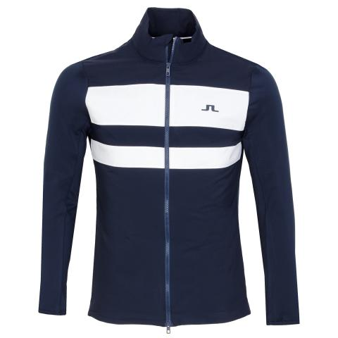 J Lindeberg Packlight Hybrid Jacket JL Navy AW20