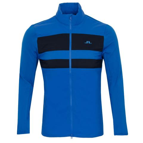 J Lindeberg Packlight Hybrid Jacket Egyptian Blue