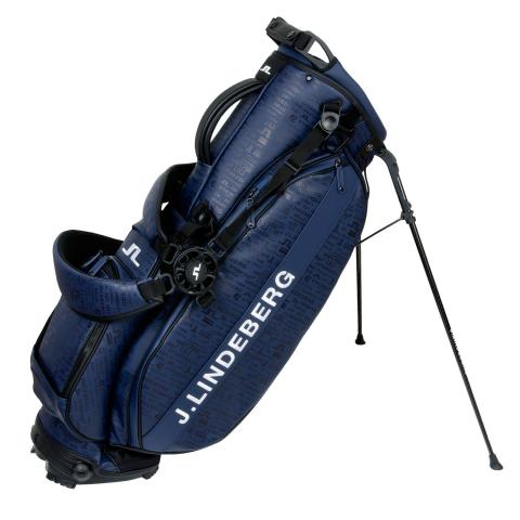 J Lindeberg Play Tour Stand Bag JL Navy AW20