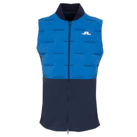 J Lindeberg Shield Quilted Vest