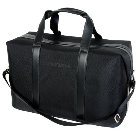 J Lindeberg Weekend Bag Black