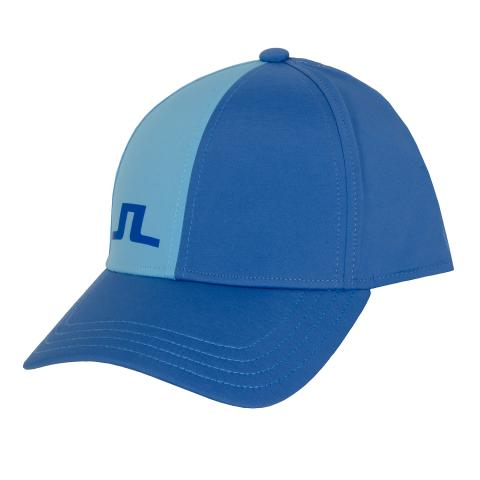 J Lindeberg Will Tech Stretch Baseball Cap Egyptian Blue