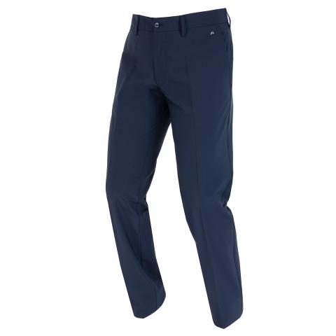 J Lindeberg Ellott Tight Micro Stretch Trousers JL Navy