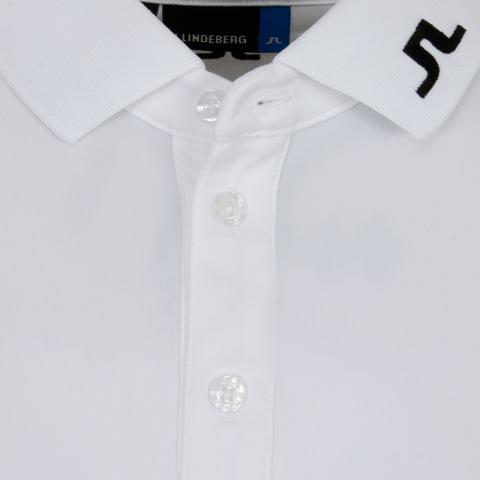 J Lindeberg Tour Tech TX Polo Shirt