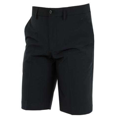 J Lindeberg Eloy Tapered Micro Stretch Shorts Black