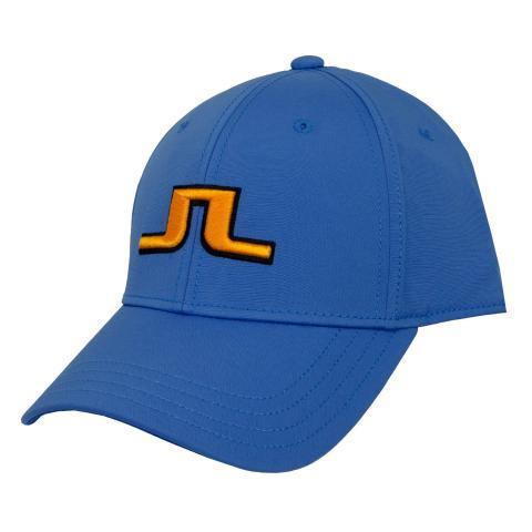 878ecdf00a7 J Lindeberg Angus Tech Stretch Cap Ocean Blue
