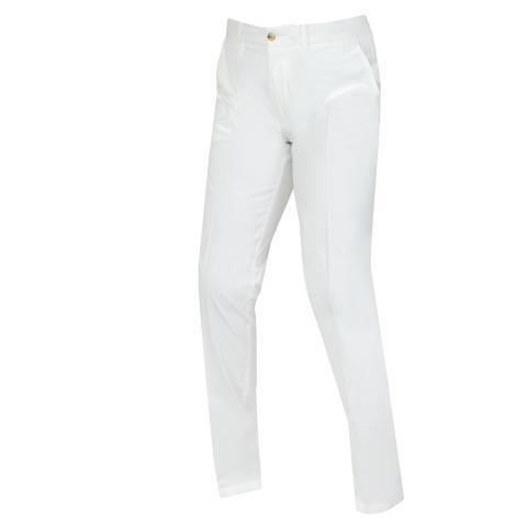 J Lindeberg Elof Light Poly Trousers White