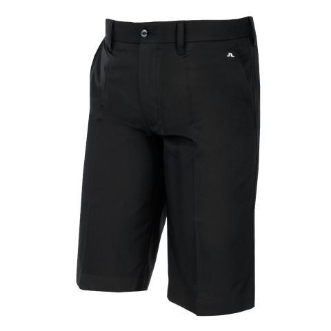 J Lindeberg Somle Tapered Light Poly Shorts Black
