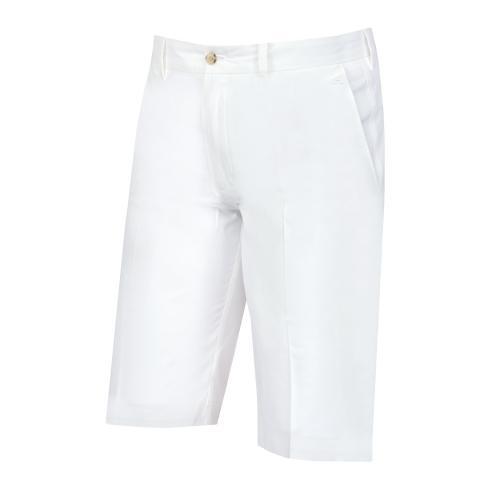 J Lindeberg Somle Tapered Light Poly Shorts White