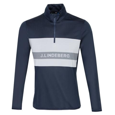 J Lindeberg Ari Light Mid Sweater JL Navy