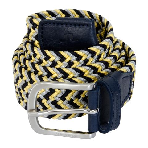 J Lindeberg Bubba Braided Belt