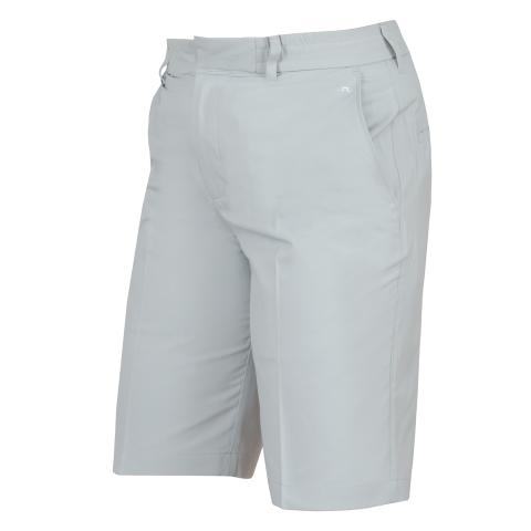 J Lindeberg Dex Light Poly Stretch Shorts Stone Grey