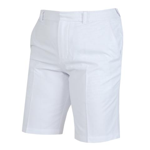 J Lindeberg Dex Light Poly Stretch Shorts White