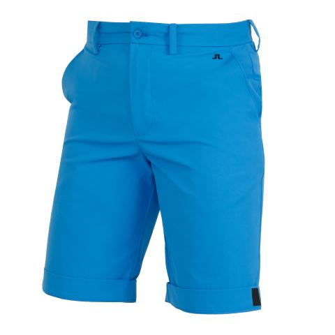 J Lindeberg Eddy Light Twill Shorts True Blue
