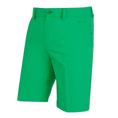 J Lindeberg Eloy Tapered Micro Stretch Shorts Stan Green