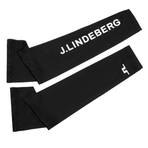 J Lindeberg Enzo Soft Compression Sleeves Black