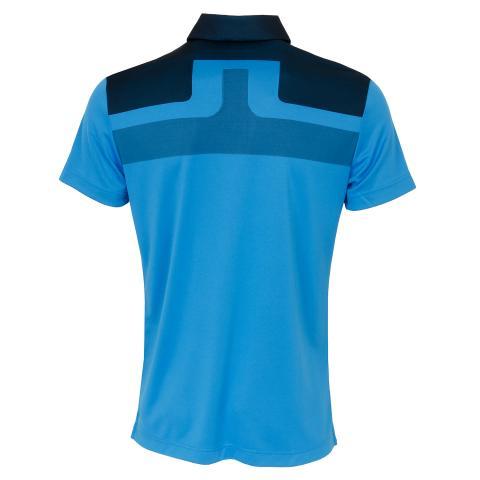 J Lindeberg Kade TX Jaquard Polo Shirt