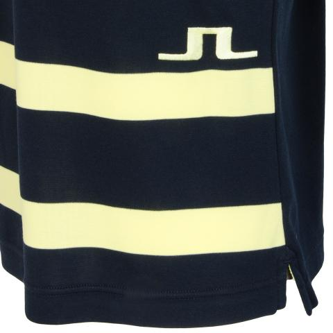 J Lindeberg Malte Club Pique Polo Shirt