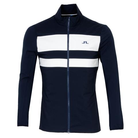 J Lindeberg Packlight Hybrid Jacket JL Navy
