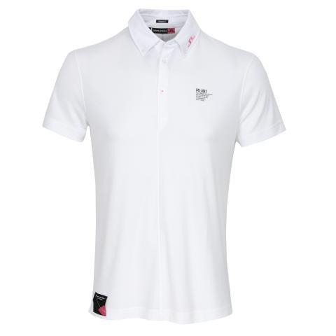 J Lindeberg Rubi Archived Polo Shirt White