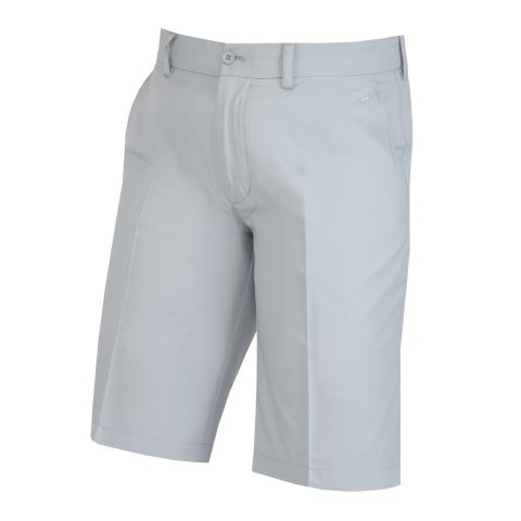 J Lindeberg Somle Tapered Light Poly Shorts Stone Grey SS20