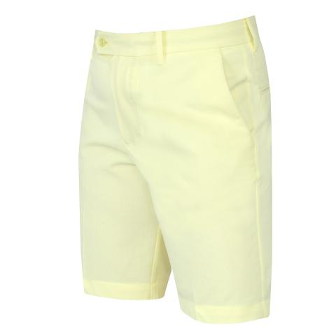 J Lindeberg High Vent Shorts Still Yellow