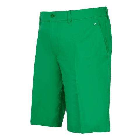 J Lindeberg Somle Tapered Light Poly Shorts Stan Green