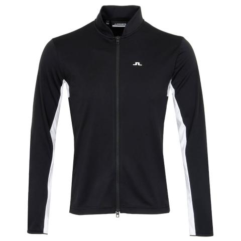 J Lindeberg Alex Mid Sweater Black