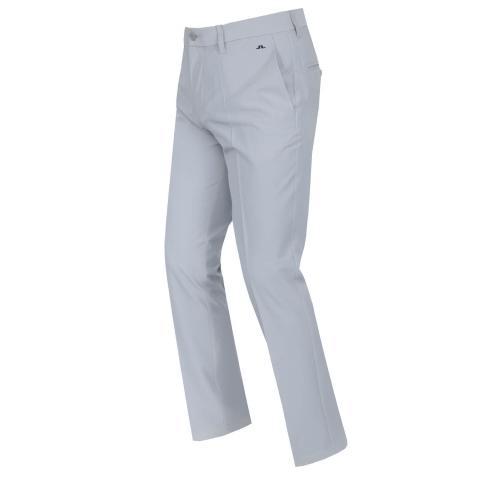 J Lindeberg Ellott Micro Stretch Trousers Stone Grey