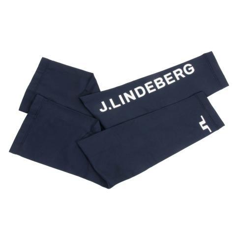 J Lindeberg Enzo Soft Compression Sleeves JL Navy SS21