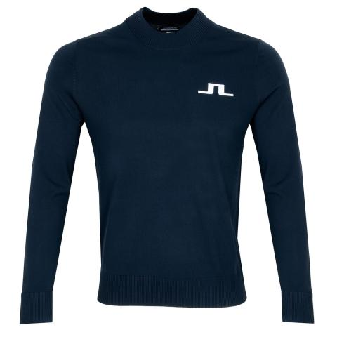 J Lindeberg Gus Golf Sweater JL Navy
