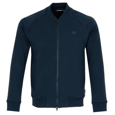 J Lindeberg Josef Zip Sweater JL Navy