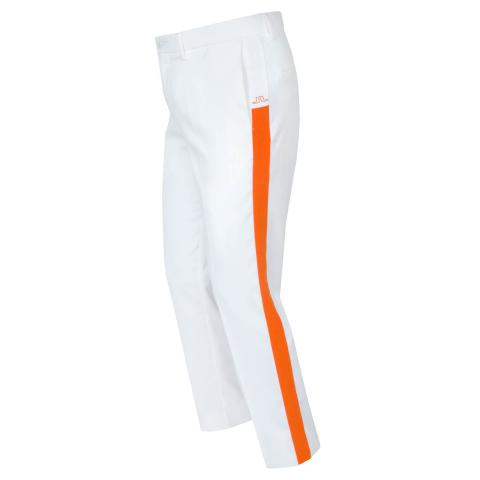 J Lindeberg Ross Golf Trousers White