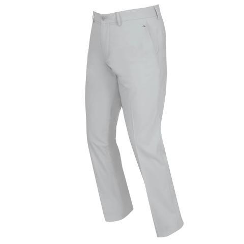 J Lindeberg Elof Light Poly Golf Trousers Stone Grey