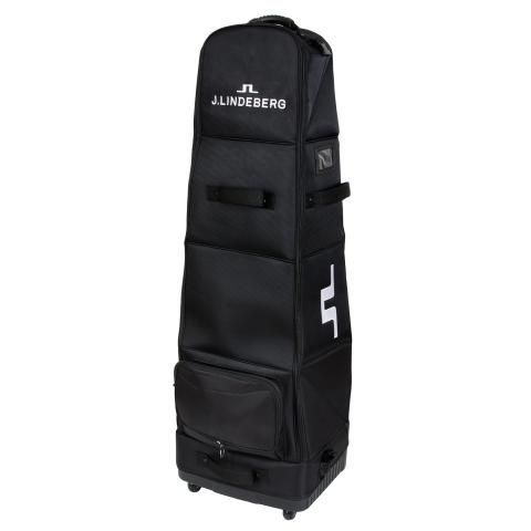 J Lindeberg Pro Golf Travel Cover Black