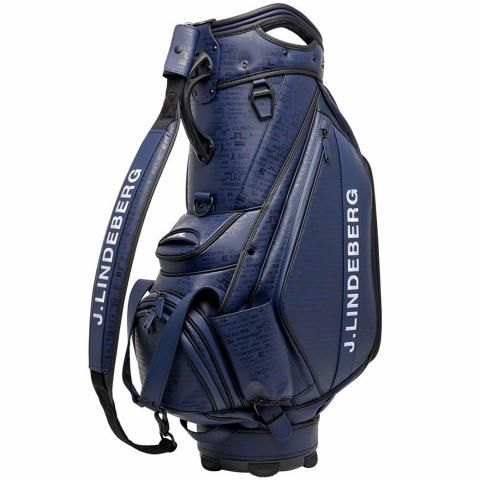 J Lindeberg Tour Staff Bag JL Navy AW20