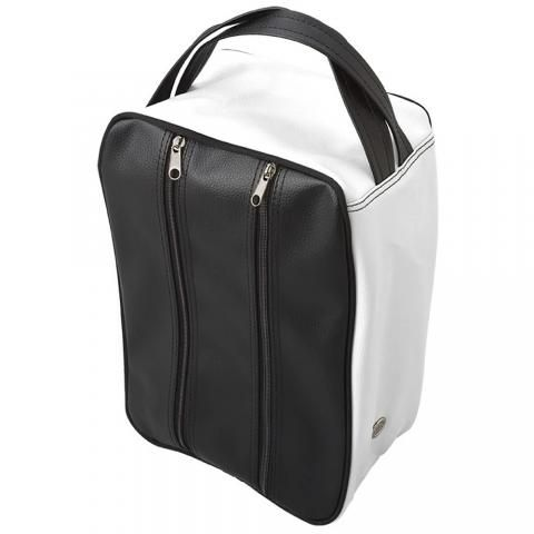 Jones Classic Golf Shoe Bag Black