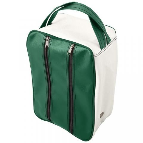 Jones Classic Golf Shoe Bag Green