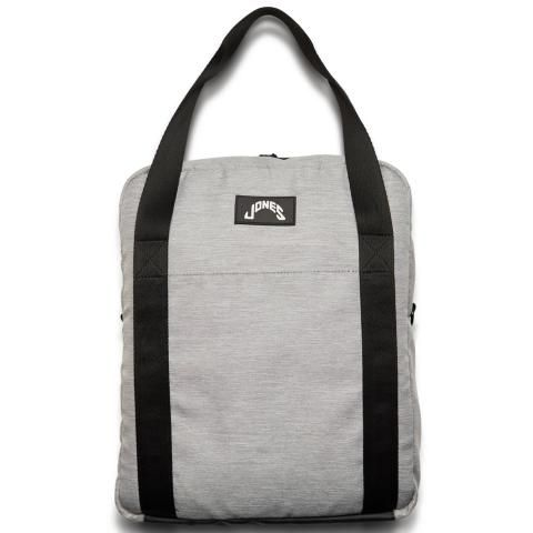 Jones Scout Pilot Bag Gray