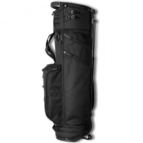 Jones Golf Bags Trouper Golf Stand Bag Black