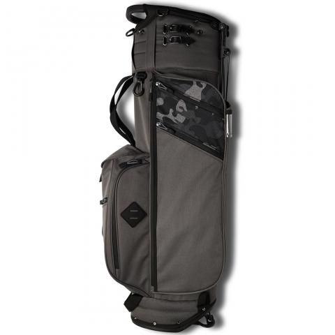 Jones Golf Bags Trouper Golf Stand Bag Charcoal/Camo