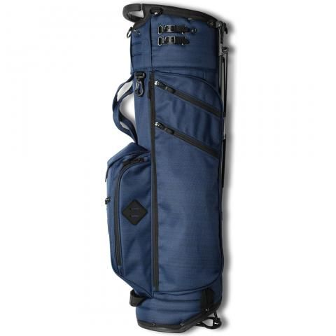 Jones Golf Bags Trouper Golf Stand Bag Navy Twill
