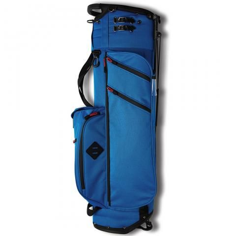 Jones Golf Bags Trouper Golf Stand Bag Pacific Blue